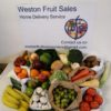 Fruit and veg £25 box