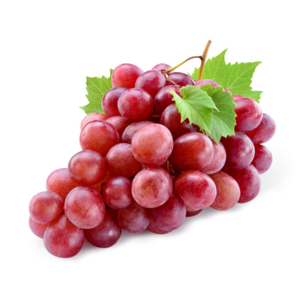 Grapes red