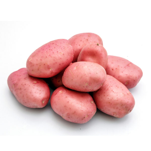 Red washed potatoes