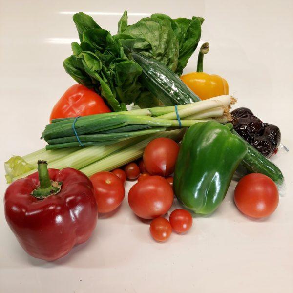 Salad selection2